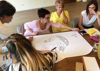 Održane prve obuke za mentore u predškolskim ustanovama SUPER projekta