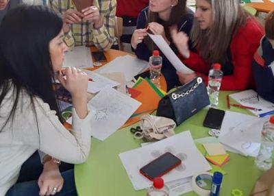 Inspirativna sredina za integrisano učenje dece - obuke za vaspitače