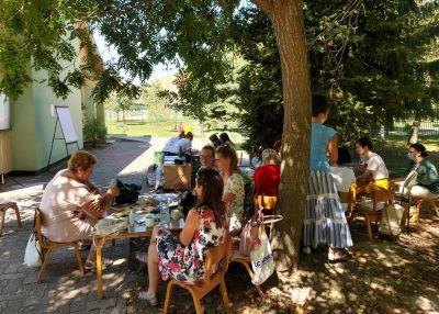 "Workshops for Preschool Teachers ""Inspirational Environment for Integrated Learning"""
