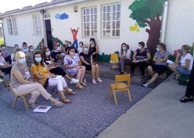 Vrtić - inspirativna sredina za integrisano učenje